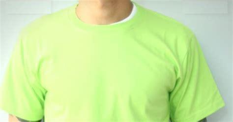 Kaos Polos Hijau Stabilo M kaos o neck warna hijau stabilo grosir kaos polos lagran