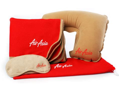 air travel comfort items air asia surviving long hauls on a budget airlines