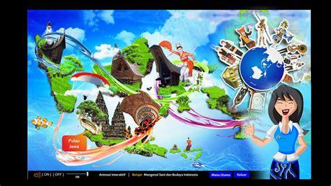 keanekaragaman hayati wikipedia bahasa indonesia animasi interaktif quot mengenal seni dan budaya indonesia