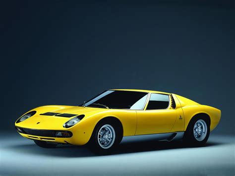 Picture Of Lamborghini Hd Car Wallpapers Lamborghini Miura Wallpaper