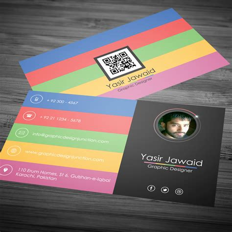 free design a card modern business card design moksha host canada calgary