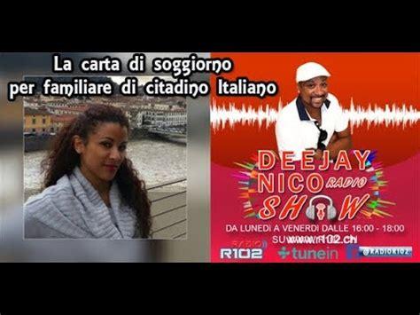 carta di soggiorno familiare cittadino italiano la carta di soggiorno per familiare di cittadino italiano