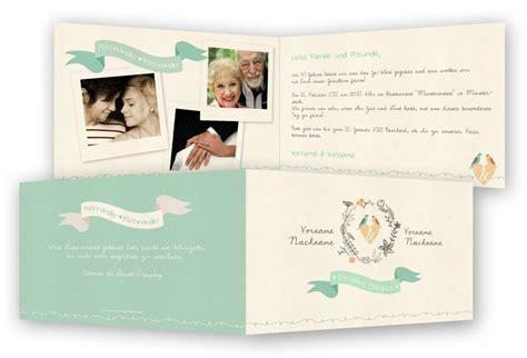Hochwertige Einladungskarten Hochzeit by Hochwertige Einladungen Goldhochzeit Feinekarten