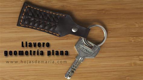 hacer llaveros de cuero haciendo un llavero de cuero www hojasdemaria