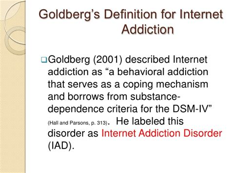 Definition For Detox by Addiction Powerpoint