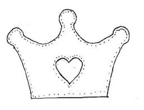 moldes de coronas de princesas para imprimir manualidades r 225 pidas goma eva para decorar angeles