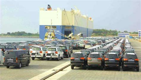 Car Shipping Ports importing cars to congo afroautos