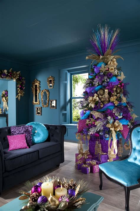 Ideas For Decorating Home For Christmas by Outstanding Christmas Tree Decorating Ideas Twuzzer