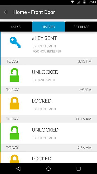 kevo android kwikset launches kevo android beta app for its bluetooth deadbolt droid matters