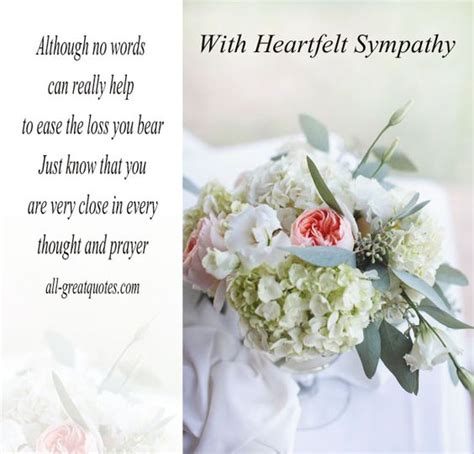 sympathy message sympathy messages sympathy card messages with heartfelt