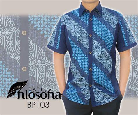 5 Motif Kemeja Pria Kombinasi Batik Cap Hitam Putih Elegan 46 best batik images on