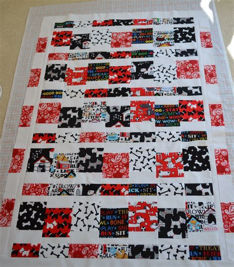 Jacks Quilt Pattern by Westie Julep Derby Jumping Jacks Quilt Pattern