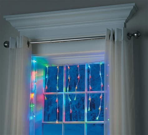how to hang lights in window how to hang lights in window 100 images