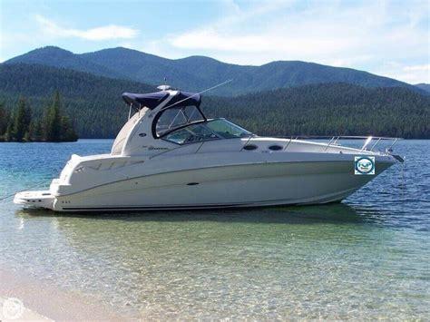 sea ray boats sundancer sale used sea ray power boats for sale in idaho boats