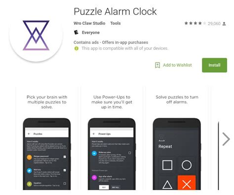 Puzzle Alarm Clock by 5 Useful Nfc Apps For Android To Make Use Of Nfc