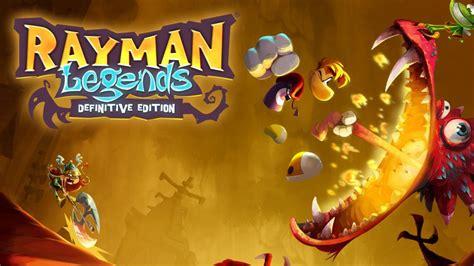Nintendo Switch Rayman Legends Definitive Edition Eu Rayman Legends Definitive Edition Demo Returns To Switch