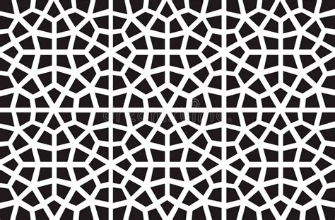 vector islamic pattern stock vector illustration of