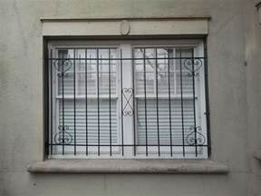 window security bars advice for your home decoration