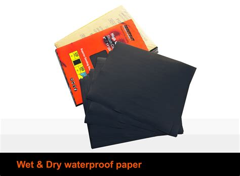 waterproof craft paper orientcraft abrasive product