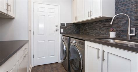 laundry room design ideas natale builders