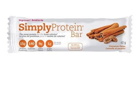Top Protein Bars For Weight Loss by The Best Nutrition Bars For Weight Loss Eat This Not That