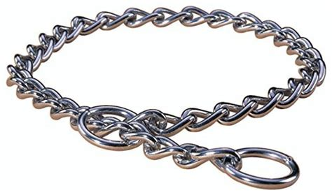 choke chain hamilton heavy choke chain collar 30 inch new free shipping ebay