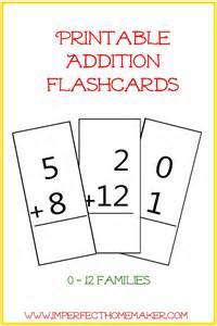 Flashcards For Flashcards For Addition Laptuoso