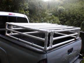 Tonneau Covers And Car Washes Truck Bed Cage For Dogs Out Of Pvc Great Idea It Makes