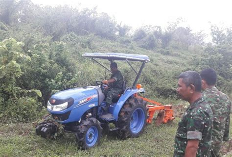 Jalu Garuda sukseskan upsus pajale kodim seluma siapkan 6 hektar lahan garuda daily