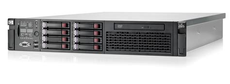Hp Rack Servers by Hp Proliant Dl380 G7 Base Server Rack Mountable Us