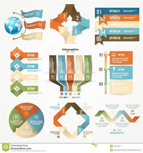 design elements visual communication infographic elements and communication concept stock
