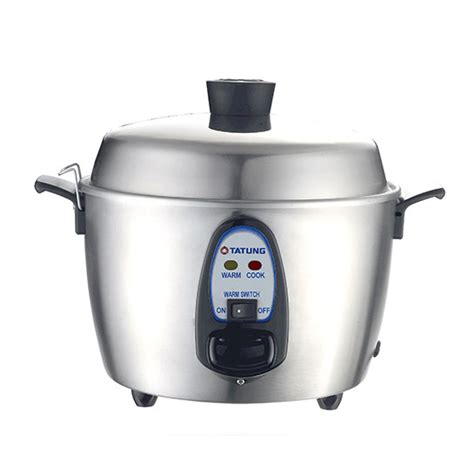 Multi Rice Cooker 11 cup stainless steel multi functional cooker tac 11kn