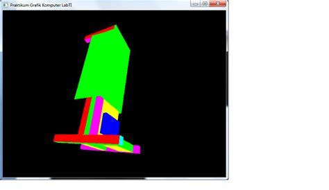 membuat gambar 3d di laptop ademard membuat gambar 3d menggunakan pellesc