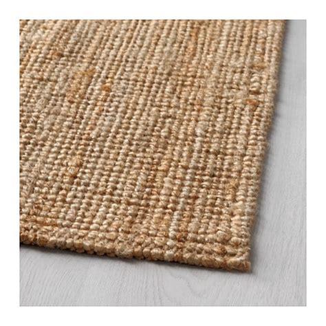 jute teppich lohals rug flatwoven 80x150 cm ikea