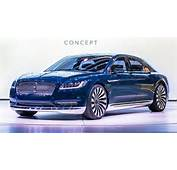 2018 Lincoln Continental Review Release Date Price Changes