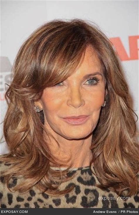 hair stule for 67 old woman 17 best images about jaclyn smith on pinterest 25th