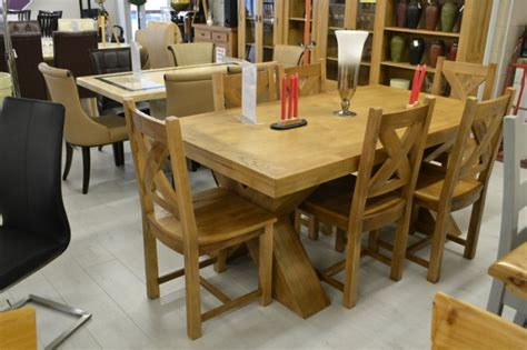 Dining Tables And Chairs Sydney Sydney Dining Table And 6 Chairs Set In Portlaoise Laois From Furniture Properly