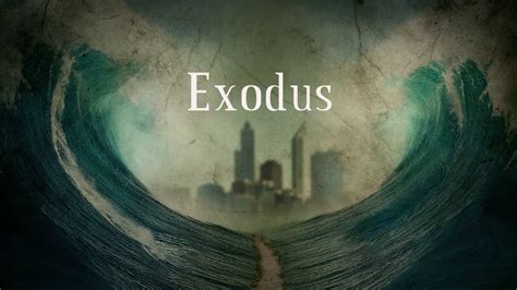 The Miracles Of Exodus great works broad rock baptist church