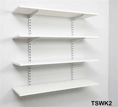 adjustable shelving systems wall mounted