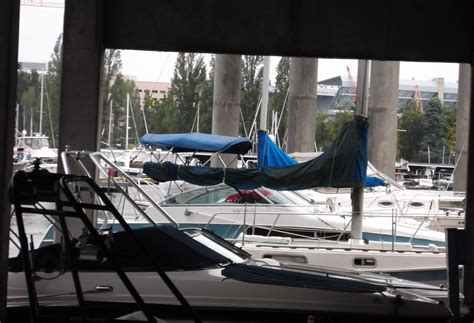 boat house condo as you may know there is a marina under our building and