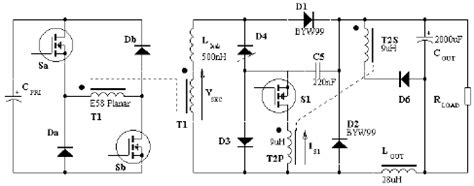 best free wheeling diode improved active cl for secondary circuits pdf available