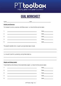 personal goals template goal setting template cyberuse