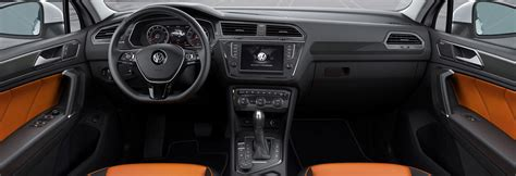 vw tiguan size and dimensions guide carwow