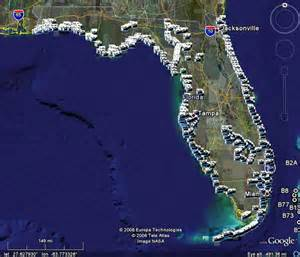earth florida map image search results