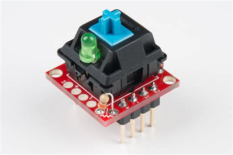 cherry mx switch breakout hookup guide learn sparkfun