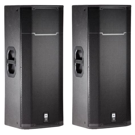 Box Speaker Jbl jbl prx425 dual 15 quot passive dj pa speaker pair new ebay