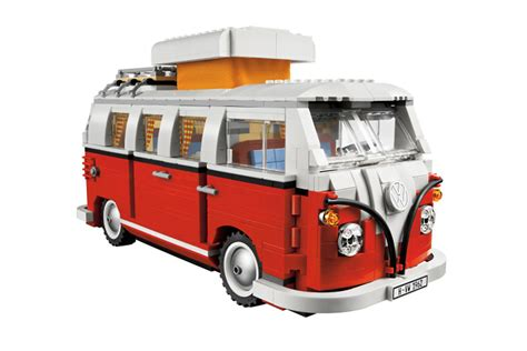 volkswagen lego lego models not war hippie inspired vw cer