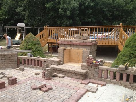 Build Outside Fire Pit