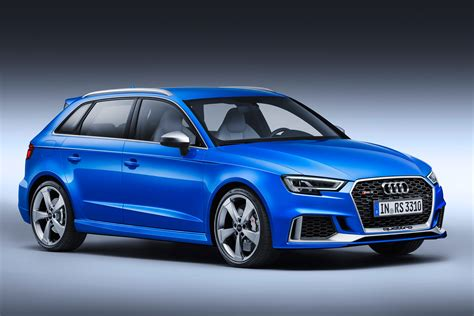Audi Rs3 Sportback by New Audi Rs3 Sportback 2017 Revealed Pictures Auto Express
