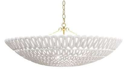 Oly Pipa Bowl Chandelier Oly Studio Pipa Bowl Chandelier For The Home